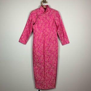 Asian Chinese Style Cheongsam Dress #S12